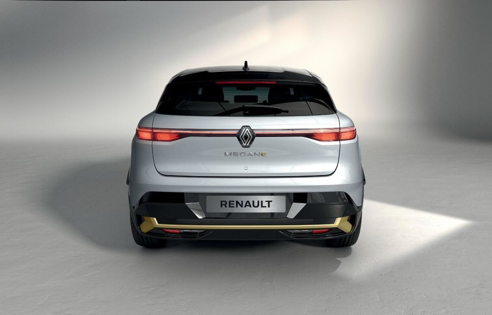 Noul Renault Megane 100% electric este aici: 130 CP sau 218 CP și autonomie de până la 470 km - Poza 30