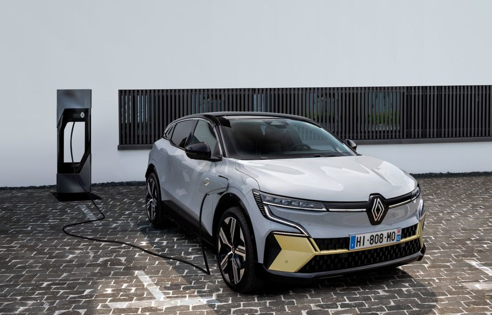 Noul Renault Megane 100% electric este aici: 130 CP sau 218 CP și autonomie de până la 470 km - Poza 31