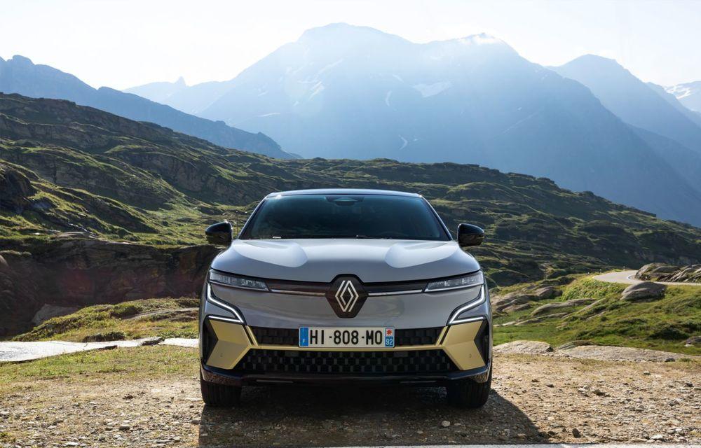 Noul Renault Megane 100% electric este aici: 130 CP sau 218 CP și autonomie de până la 470 km - Poza 32