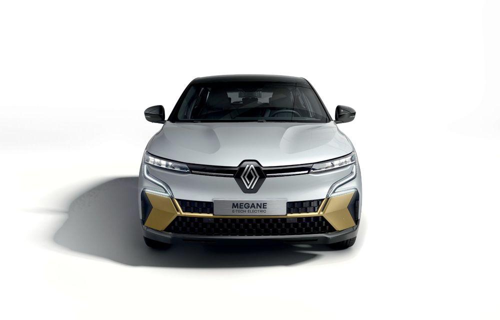 Noul Renault Megane 100% electric este aici: 130 CP sau 218 CP și autonomie de până la 470 km - Poza 33