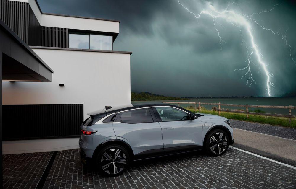 Noul Renault Megane 100% electric este aici: 130 CP sau 218 CP și autonomie de până la 470 km - Poza 38