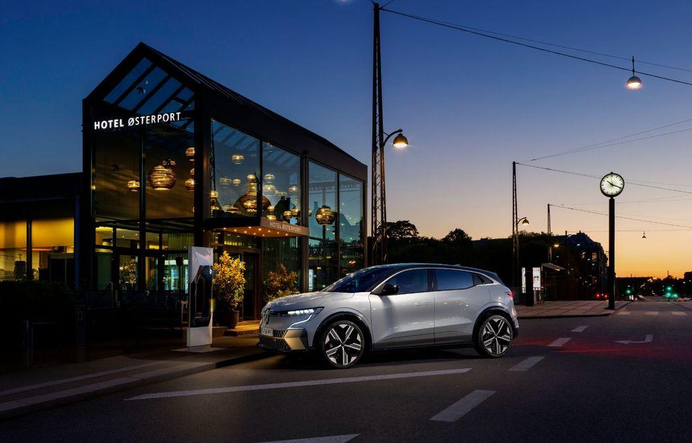 Noul Renault Megane 100% electric este aici: 130 CP sau 218 CP și autonomie de până la 470 km - Poza 40