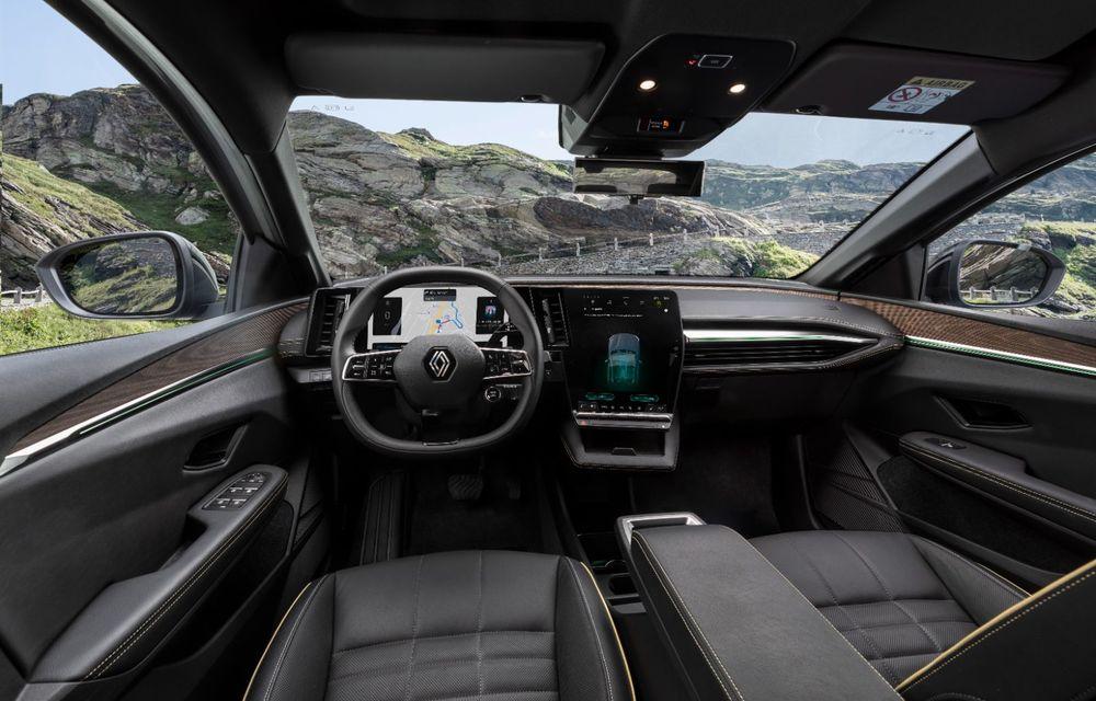 Noul Renault Megane 100% electric este aici: 130 CP sau 218 CP și autonomie de până la 470 km - Poza 41