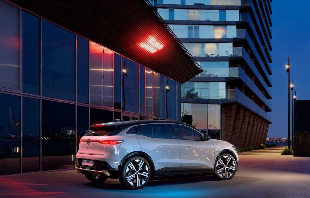 Noul Renault Megane 100% electric este aici: 130 CP sau 218 CP și autonomie de până la 470 km - Poza 43