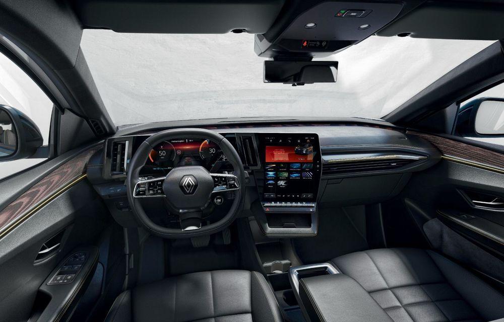 Noul Renault Megane 100% electric este aici: 130 CP sau 218 CP și autonomie de până la 470 km - Poza 45