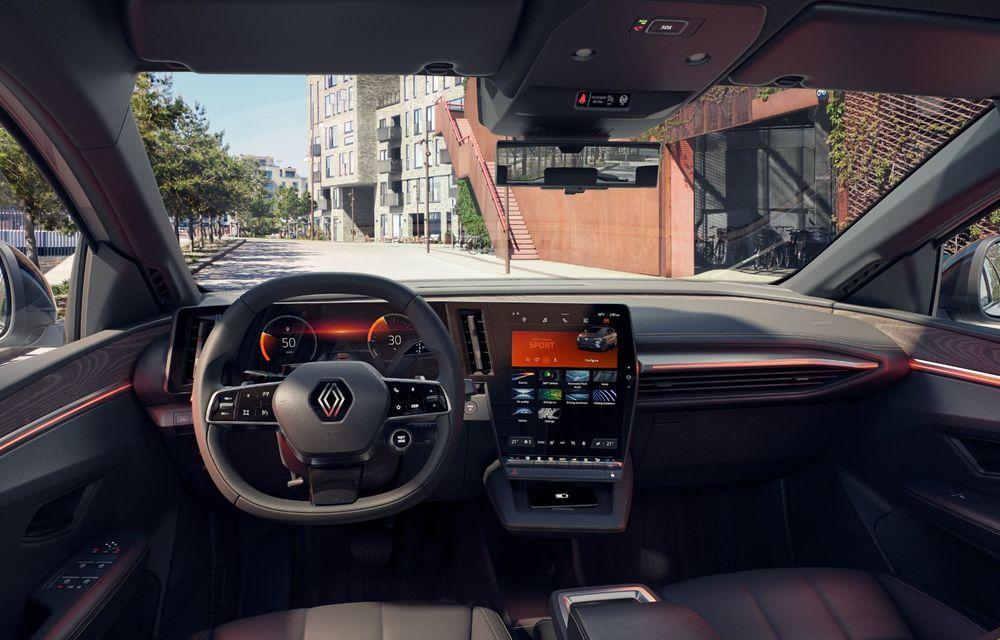 Noul Renault Megane 100% electric este aici: 130 CP sau 218 CP și autonomie de până la 470 km - Poza 46