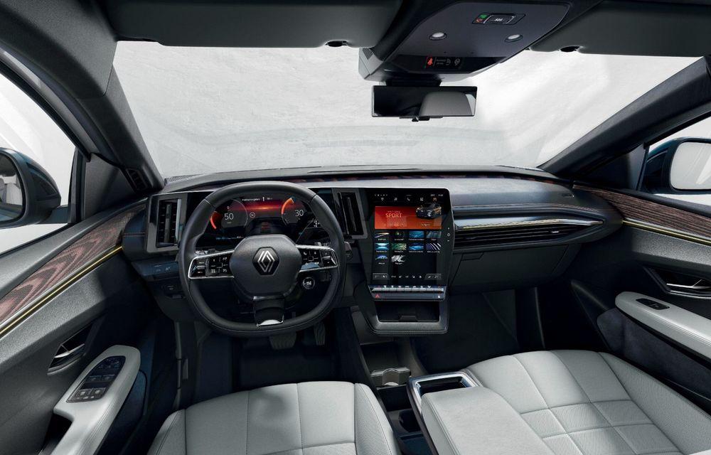 Noul Renault Megane 100% electric este aici: 130 CP sau 218 CP și autonomie de până la 470 km - Poza 48