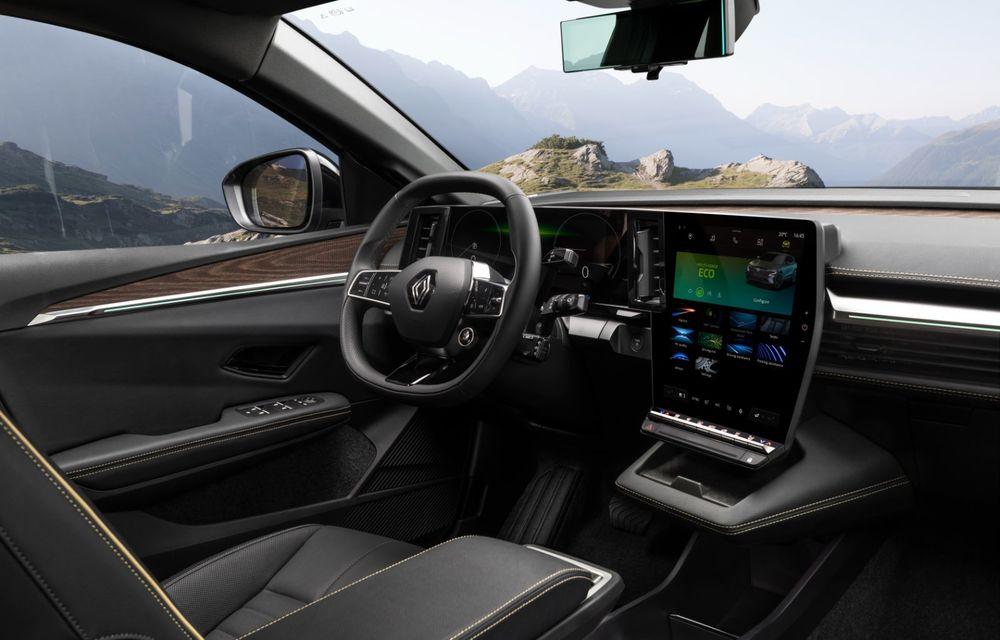 Noul Renault Megane 100% electric este aici: 130 CP sau 218 CP și autonomie de până la 470 km - Poza 50