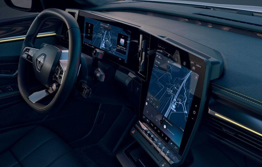 Noul Renault Megane 100% electric este aici: 130 CP sau 218 CP și autonomie de până la 470 km - Poza 51