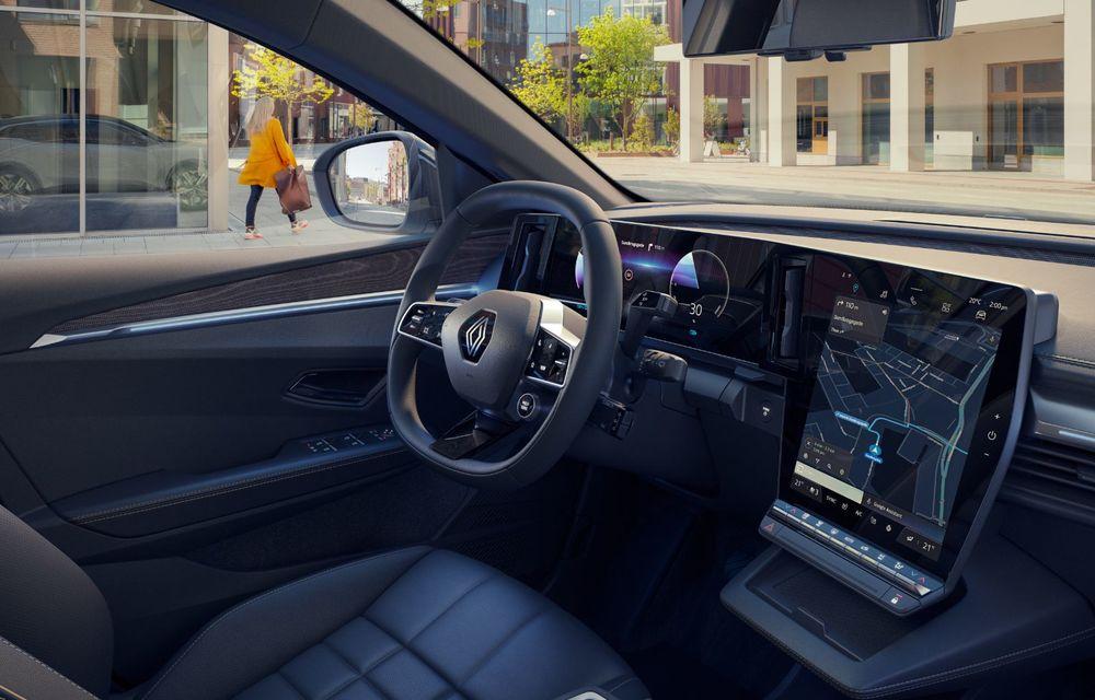 Noul Renault Megane 100% electric este aici: 130 CP sau 218 CP și autonomie de până la 470 km - Poza 52