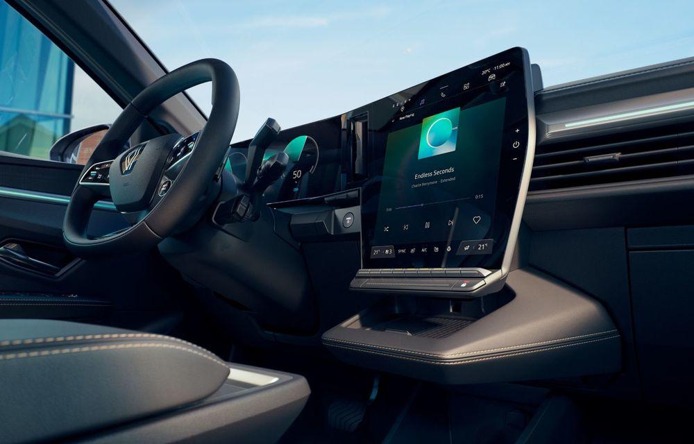 Noul Renault Megane 100% electric este aici: 130 CP sau 218 CP și autonomie de până la 470 km - Poza 58