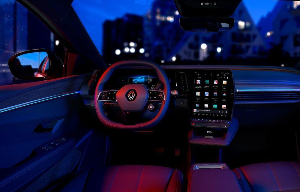 Noul Renault Megane 100% electric este aici: 130 CP sau 218 CP și autonomie de până la 470 km - Poza 61