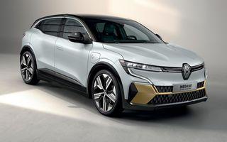 Noul Renault Megane 100% electric este aici: 130 CP sau 218 CP și autonomie de până la 470 km