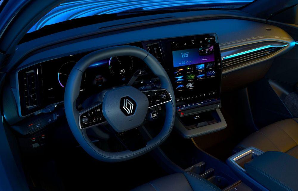 Noul Renault Megane 100% electric este aici: 130 CP sau 218 CP și autonomie de până la 470 km - Poza 64