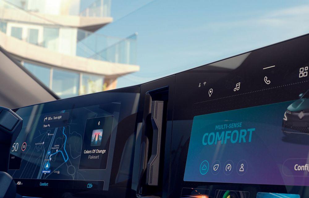 Noul Renault Megane 100% electric este aici: 130 CP sau 218 CP și autonomie de până la 470 km - Poza 67