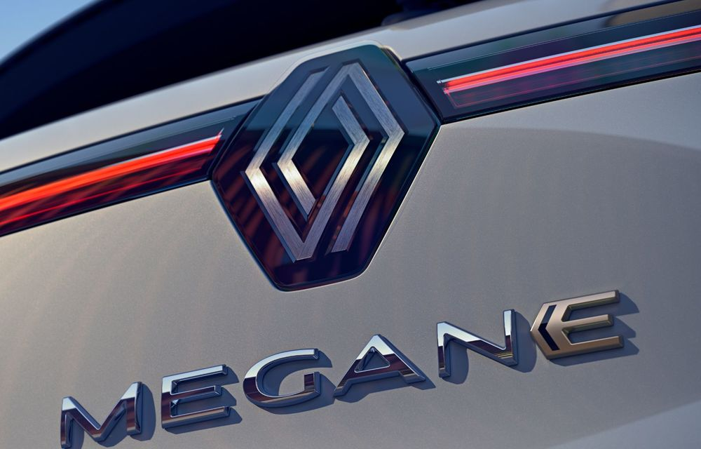Noul Renault Megane 100% electric este aici: 130 CP sau 218 CP și autonomie de până la 470 km - Poza 68