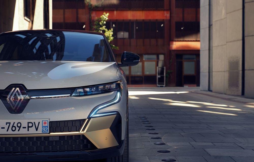 Noul Renault Megane 100% electric este aici: 130 CP sau 218 CP și autonomie de până la 470 km - Poza 76