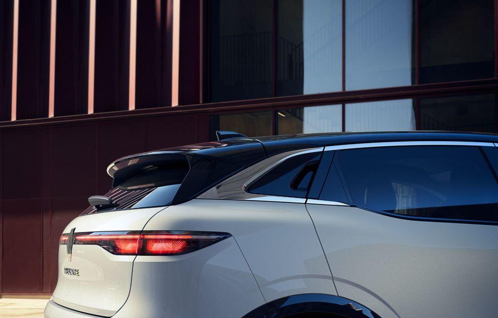 Noul Renault Megane 100% electric este aici: 130 CP sau 218 CP și autonomie de până la 470 km - Poza 80