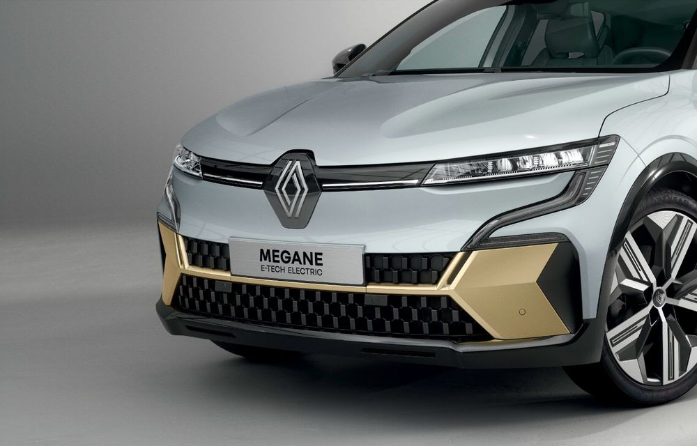 Noul Renault Megane 100% electric este aici: 130 CP sau 218 CP și autonomie de până la 470 km - Poza 83