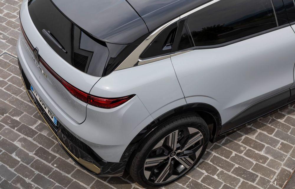 Noul Renault Megane 100% electric este aici: 130 CP sau 218 CP și autonomie de până la 470 km - Poza 84