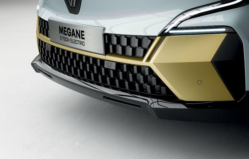 Noul Renault Megane 100% electric este aici: 130 CP sau 218 CP și autonomie de până la 470 km - Poza 85