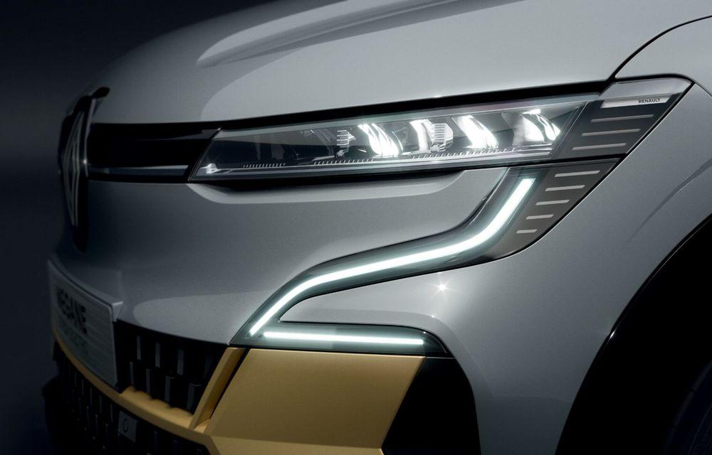 Noul Renault Megane 100% electric este aici: 130 CP sau 218 CP și autonomie de până la 470 km - Poza 87