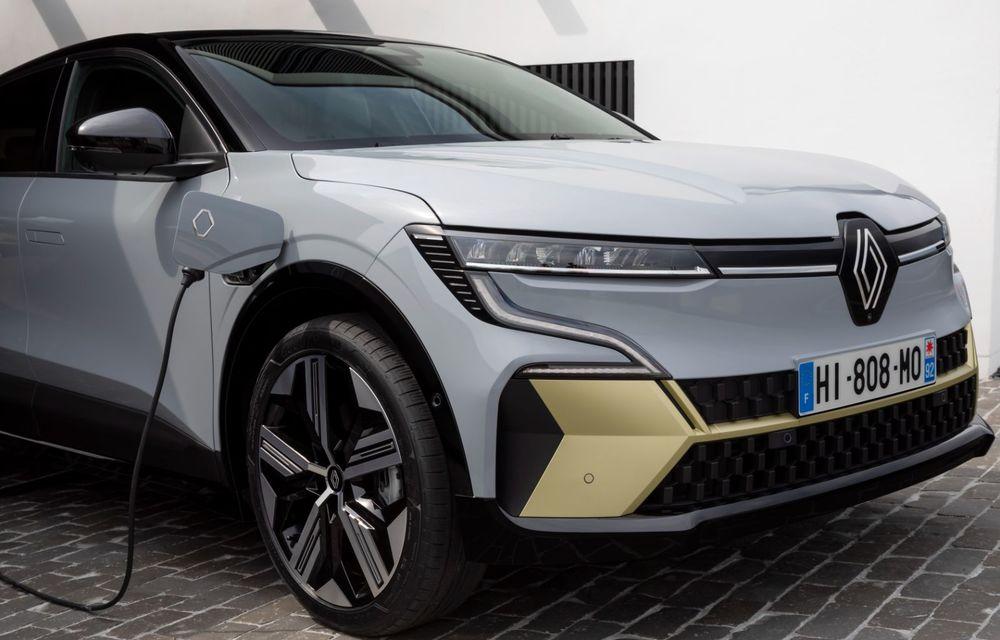 Noul Renault Megane 100% electric este aici: 130 CP sau 218 CP și autonomie de până la 470 km - Poza 88