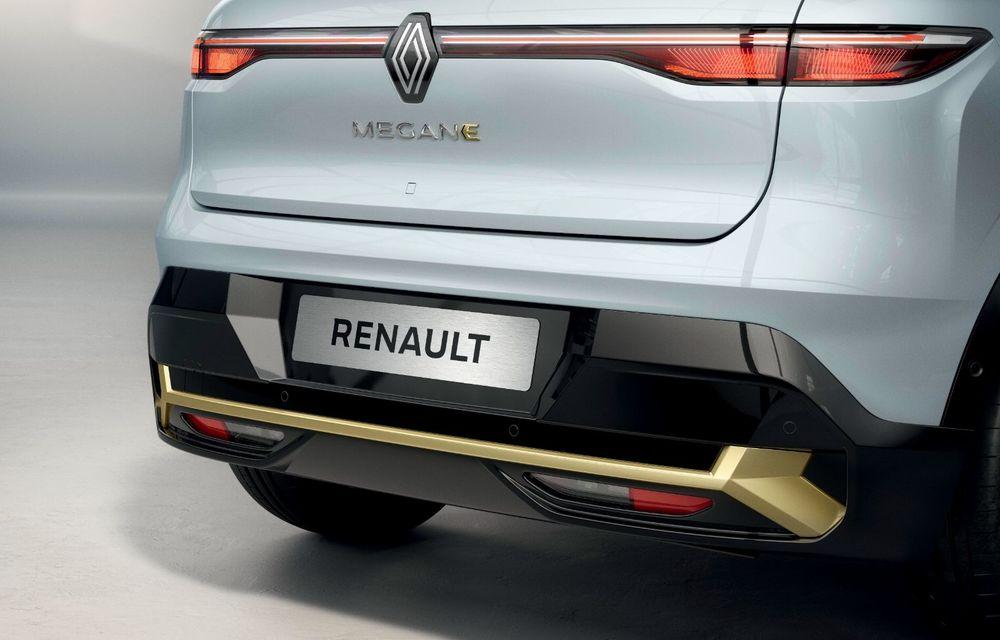 Noul Renault Megane 100% electric este aici: 130 CP sau 218 CP și autonomie de până la 470 km - Poza 89