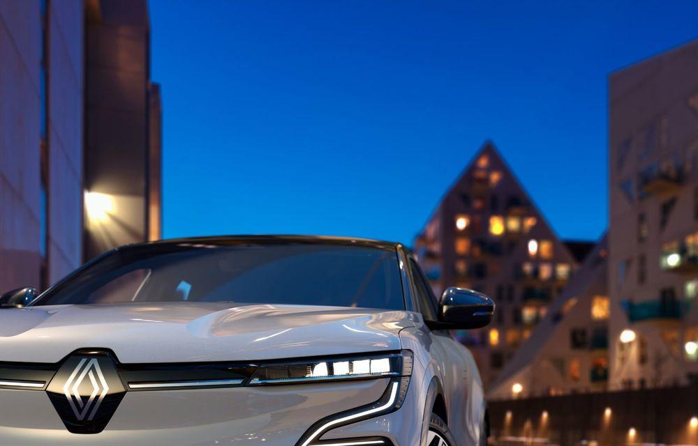 Noul Renault Megane 100% electric este aici: 130 CP sau 218 CP și autonomie de până la 470 km - Poza 90