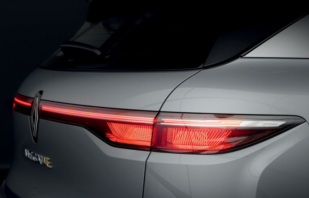 Noul Renault Megane 100% electric este aici: 130 CP sau 218 CP și autonomie de până la 470 km - Poza 91