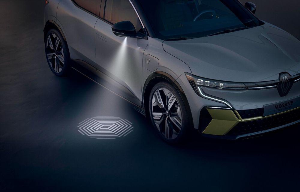 Noul Renault Megane 100% electric este aici: 130 CP sau 218 CP și autonomie de până la 470 km - Poza 95