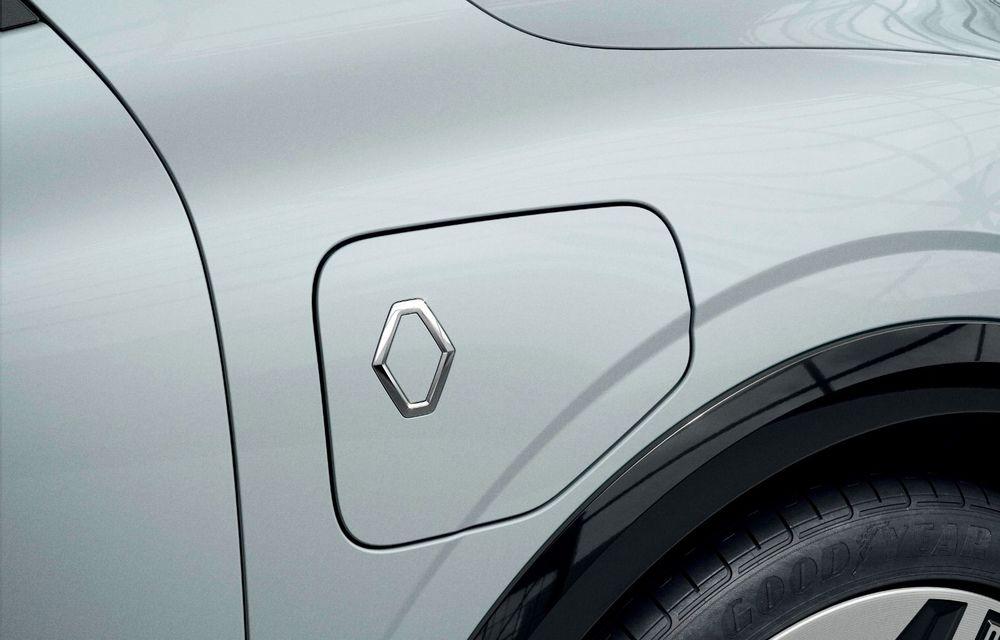Noul Renault Megane 100% electric este aici: 130 CP sau 218 CP și autonomie de până la 470 km - Poza 96