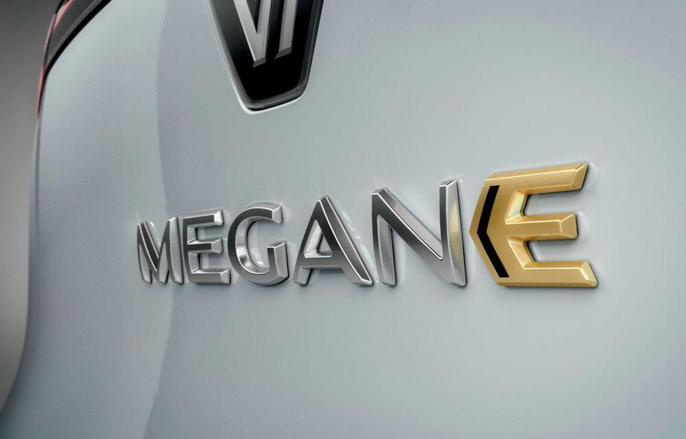 Noul Renault Megane 100% electric este aici: 130 CP sau 218 CP și autonomie de până la 470 km - Poza 98