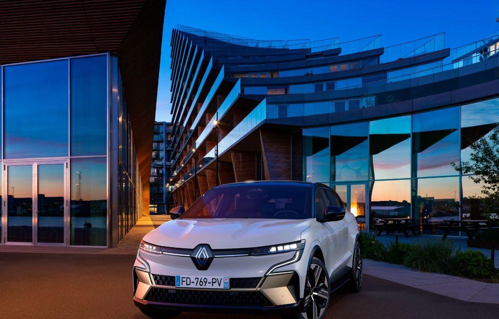 Noul Renault Megane 100% electric este aici: 130 CP sau 218 CP și autonomie de până la 470 km - Poza 37