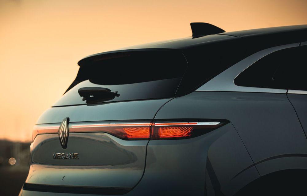 Noul Renault Megane 100% electric este aici: 130 CP sau 218 CP și autonomie de până la 470 km - Poza 59