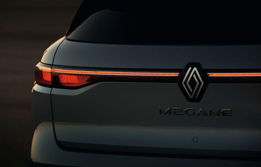 Noul Renault Megane 100% electric este aici: 130 CP sau 218 CP și autonomie de până la 470 km - Poza 65