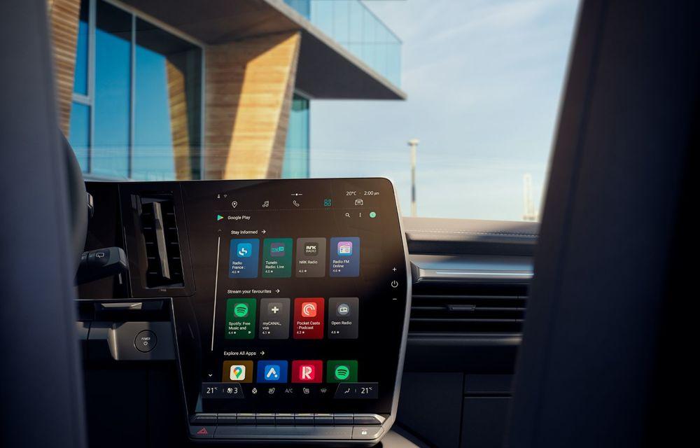 Noul Renault Megane 100% electric este aici: 130 CP sau 218 CP și autonomie de până la 470 km - Poza 72