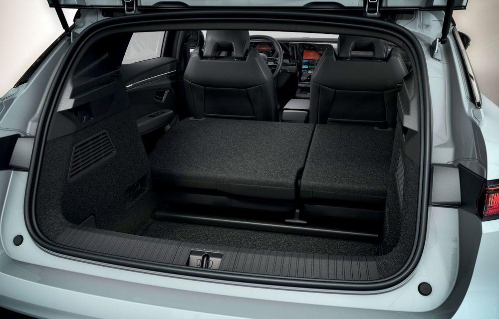 Noul Renault Megane 100% electric este aici: 130 CP sau 218 CP și autonomie de până la 470 km - Poza 77