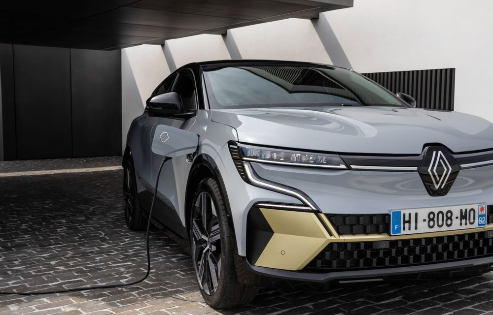 Noul Renault Megane 100% electric este aici: 130 CP sau 218 CP și autonomie de până la 470 km - Poza 86