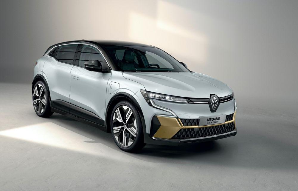 Am văzut pe viu noul Renault Megane Electric: 5 motive pentru care e un model revoluționar + VIDEO - Poza 1