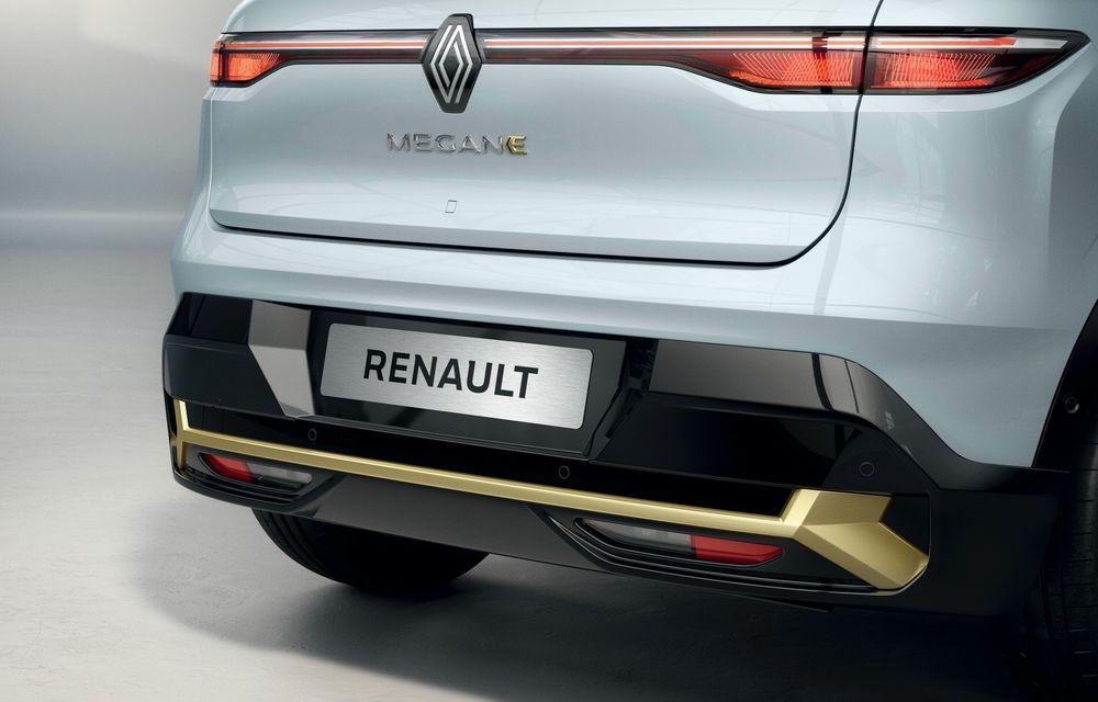 Am văzut pe viu noul Renault Megane Electric: 5 motive pentru care e un model revoluționar + VIDEO - Poza 8