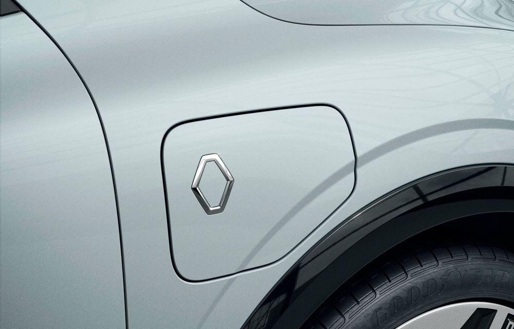 Am văzut pe viu noul Renault Megane Electric: 5 motive pentru care e un model revoluționar + VIDEO - Poza 14