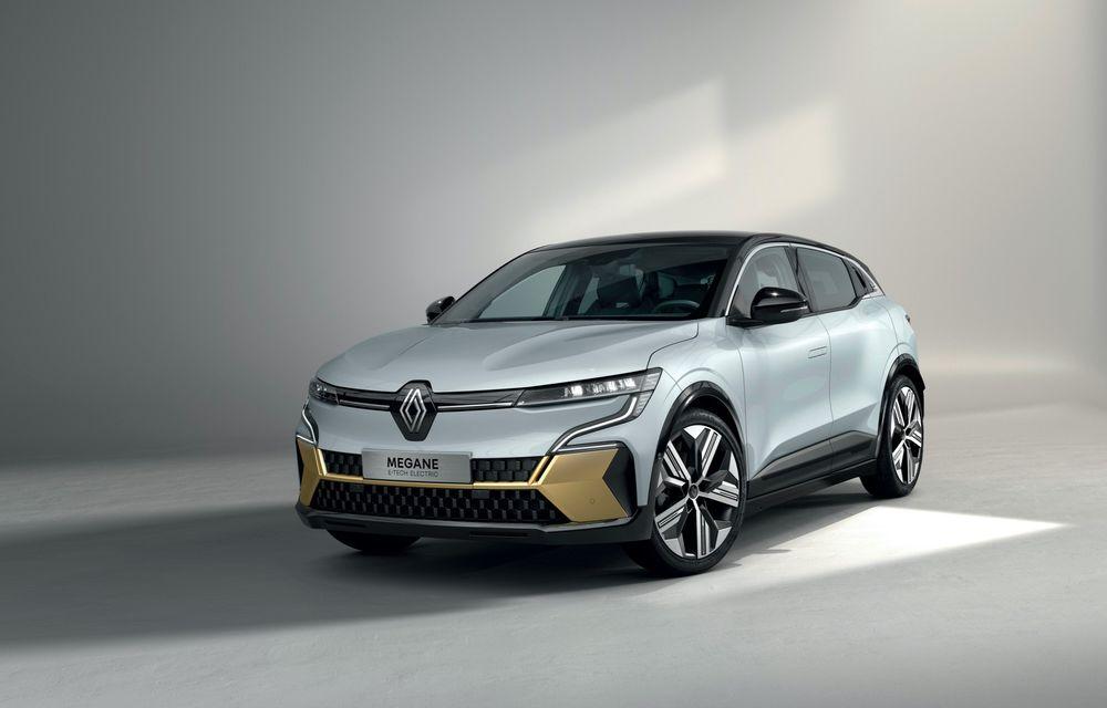 Am văzut pe viu noul Renault Megane Electric: 5 motive pentru care e un model revoluționar + VIDEO - Poza 2