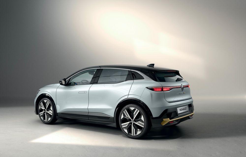 Am văzut pe viu noul Renault Megane Electric: 5 motive pentru care e un model revoluționar + VIDEO - Poza 3