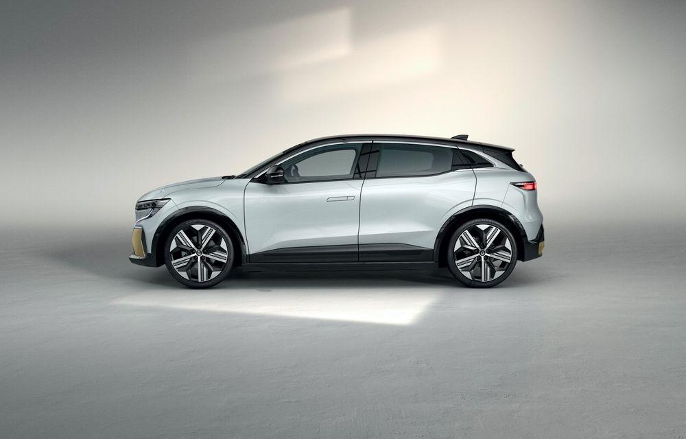 Am văzut pe viu noul Renault Megane Electric: 5 motive pentru care e un model revoluționar + VIDEO - Poza 4
