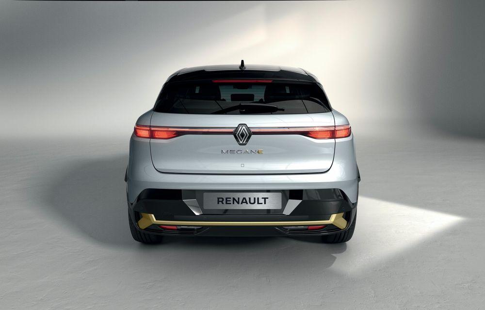 Am văzut pe viu noul Renault Megane Electric: 5 motive pentru care e un model revoluționar + VIDEO - Poza 5