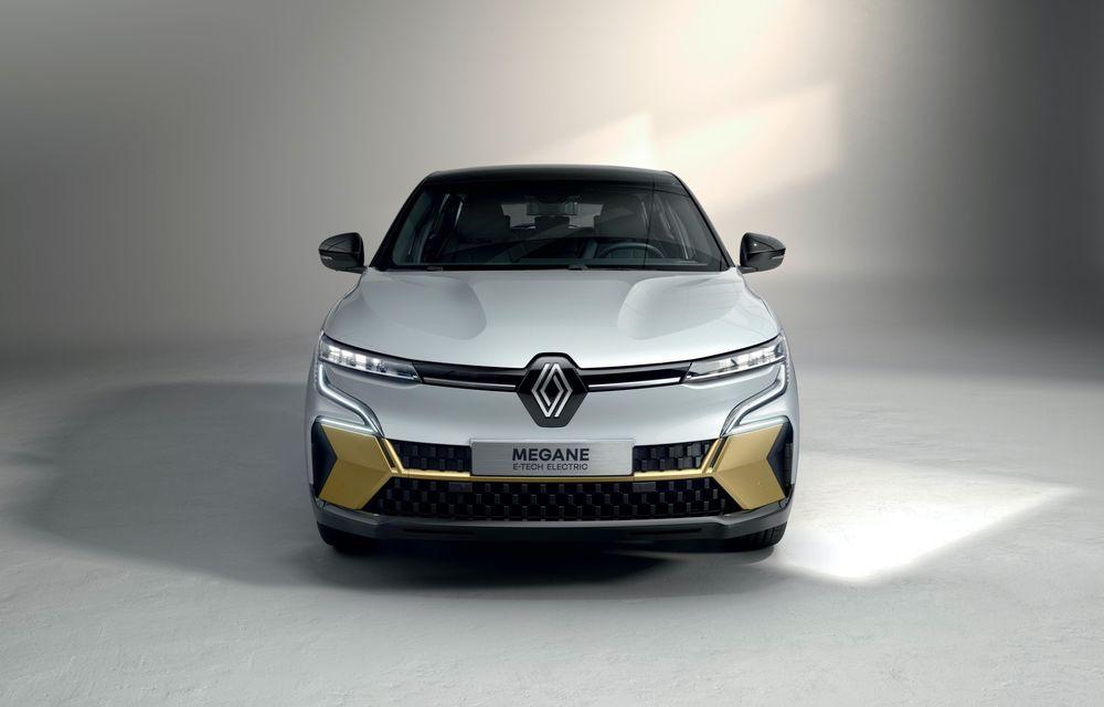 Am văzut pe viu noul Renault Megane Electric: 5 motive pentru care e un model revoluționar + VIDEO - Poza 6