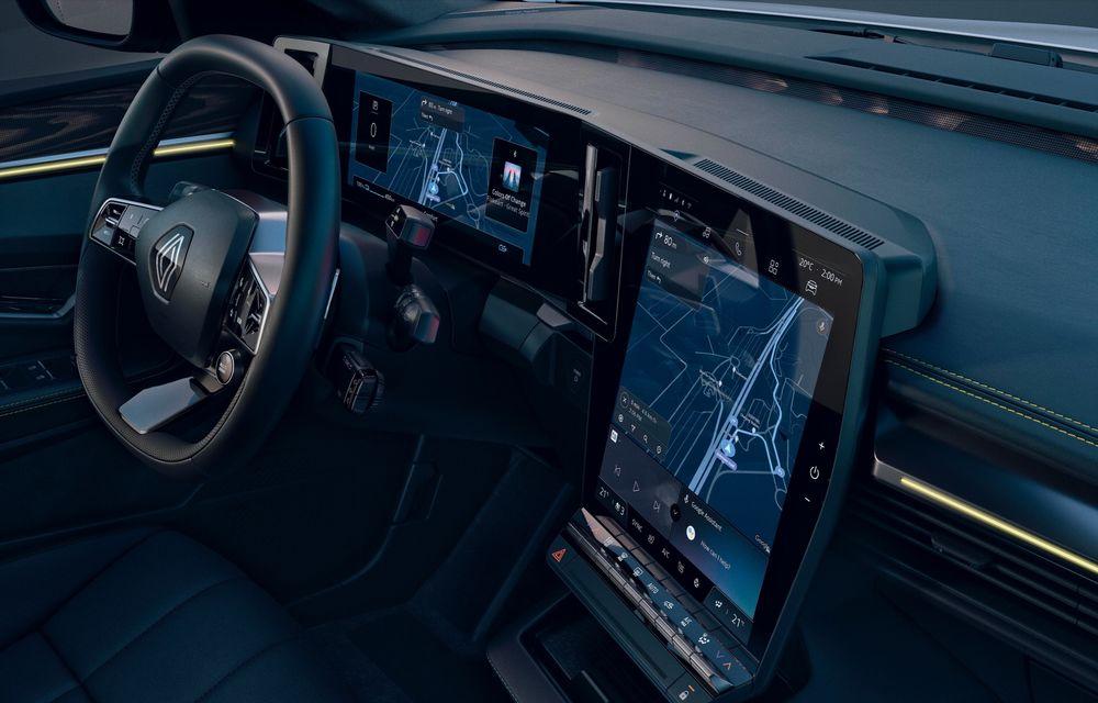 Am văzut pe viu noul Renault Megane Electric: 5 motive pentru care e un model revoluționar + VIDEO - Poza 28