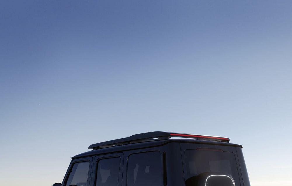 Mercedes-Benz EQG Concept: avem dovada că germanii vor lansa un G-Klasse electric - Poza 6