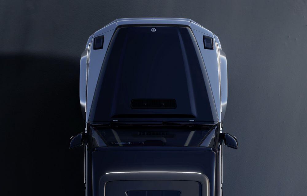 Mercedes-Benz EQG Concept: avem dovada că germanii vor lansa un G-Klasse electric - Poza 12